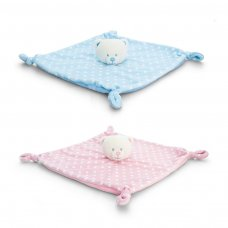 SN0770: 25cm Baby Bear Comforter