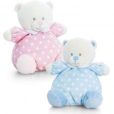 SN0771: 16cm Baby Puffball Bear