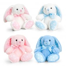 SN0783: 15cm Baby Spotty Rabbit