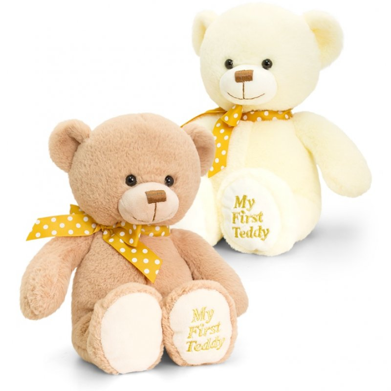 SN0787: 20cm Supersoft My First Teddy