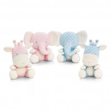 SN0854: 15cm Spotty Wild Animals