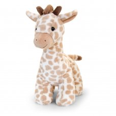 SN2655: 30cm Snuggle Giraffe With Sound