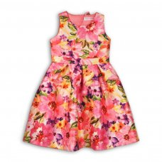 Sorbet 3: Floral All Over Print Dress (3-8 Years)