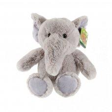 ST08: 21cm Plush Elephant Toy