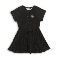 Super 2: Knitted Dress With Elasticated Waist (1-3 Years)