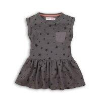 Super 8: All Over Print Slub Fleece Dress (1-3 Years)