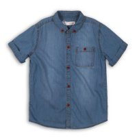 Surf 1: Sunbleached Denim Shirt (3-8 Years)