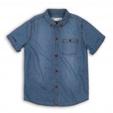 Surf 1: Sunbleached Denim Shirt (3-8 Years)