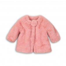 Swan 5P: Soft Fur Jacket (12-24 Months)