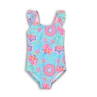 Swim 10: All Over Pattern Swimsuit (1-3 Years)