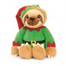 SX1800: 18cm Sloth With Elf Outfit