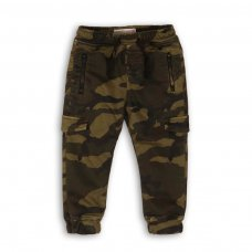 Scout 12P: Camo Pant (8-13 Years)