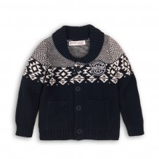 Skate 11: Knitted Cardigan (9 Months-3 Years)