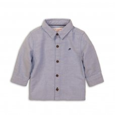 Smart 3: Knit Look Herringbone Shirt (0-12 Months)