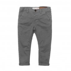 TB CHINO 3: Grey Chino Pant (9 Months-3 Years)