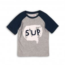 TB TSHIRT 10: S'Up T-Shirt (9 Months-3 Years)