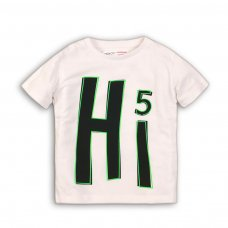 TB TSHIRT 7: Hi 5 T-Shirt (9 Months-3 Years)