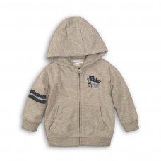 TB ZIP 1: New York State Fleece Zip Hoody (9 Months-3 Years)