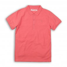 TBP POLO 2: Pink Pique Polo (9 Months-3 Years)