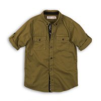 Tech 2: Utility Twill Shirt (3-8 Years)