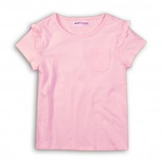 TGS TEE 6: Fairy Pink Slub T-Shirt (9 Months-3 Years)
