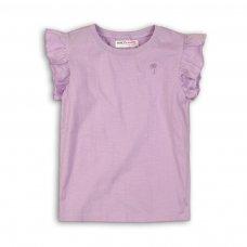 TGS VEST 4: Lilac Slub Vest (9 Months-3 Years)