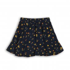 Traveller 9: All Over Print Viscose Skirt (9 Months-3 Years)