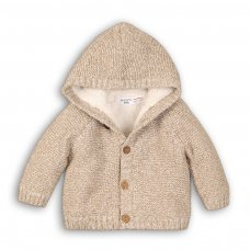 Tale 11: Fur Lined Cardigan (0-6 Months)