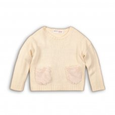 Trip 2: Drop Shoulder Knitted Jumper (9 Months-3 Years)