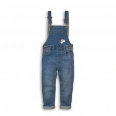 Unicorn 7P: Denim Dungaree (3-8 Years)