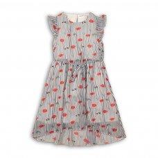 Union 5: Chiffon Dipped Hem Dress (3-8 Years)