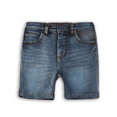 Venice 6: Washed Denim Short (3-8 Years)