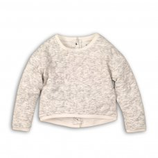 Void 8P: Mix Yarn Jaquard Fleece Crew (8-13 Years)