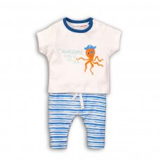 Water 7: 2 Pack Top & Pant Set (0-12 Months)