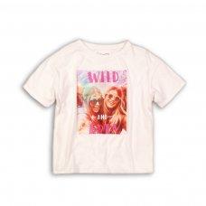 Wilderness 2: Boyfriend T-Shirt With Velvet Print (3-8 Years)
