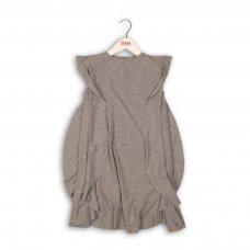 Wilderness 4: Viscose Elastane Jersey Marl Dress (3-8 Years)