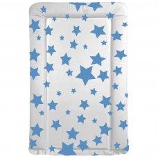 Blue Stars Changing Mat