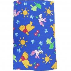 Winnie the Pooh Cot Quilt & Bumper Set