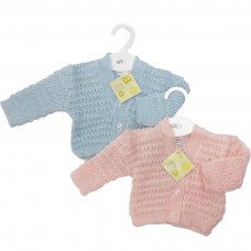 C2CL: Baby Knitted Cardigan (0-9 Months)
