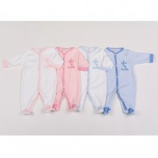 "G1393: Baby ""I Love My Daddy"" Cotton Sleepsuits (0-9 Months)"