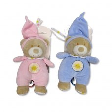 GP-25-0878: Baby Musical Bear with Hat - My Little Sunshine (0+ Months)