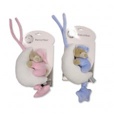 GP-25-0890: Baby Musical Bear on Moon Toy (0+ Months)