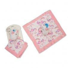 GP-25-0905: Baby Unicorn Comforter