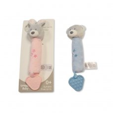 GP-25-0920: Baby Squeaker With Teether (0+ Months)