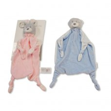 GP-25-0923: Baby Comforter With Rattle (0+ Months)
