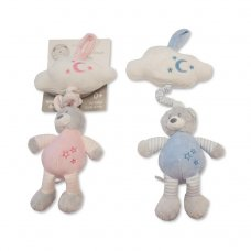 GP-25-0926: Baby Activity Pull Musical Toy With Cloud (0+ Months)