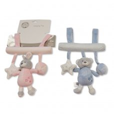 GP-25-0928: Baby Hanging Activity Toy With Rattle & Squeaker (0+ Months)