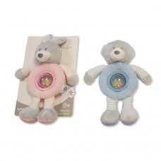GP-25-0932: Baby Rattle With Ball (0+ Months)