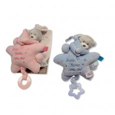 GP-25-0939: Baby Pull Musical Star With Teether (0+ Months)