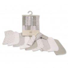 GP-25-0952: Baby Wash Cloths 12-Pack - Unisex